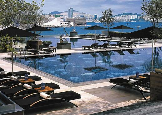 フォーシーズンズホテル香港